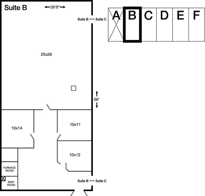 Floor Plans 3290 Location