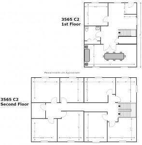 3565 C2 1st & 2nd Floor