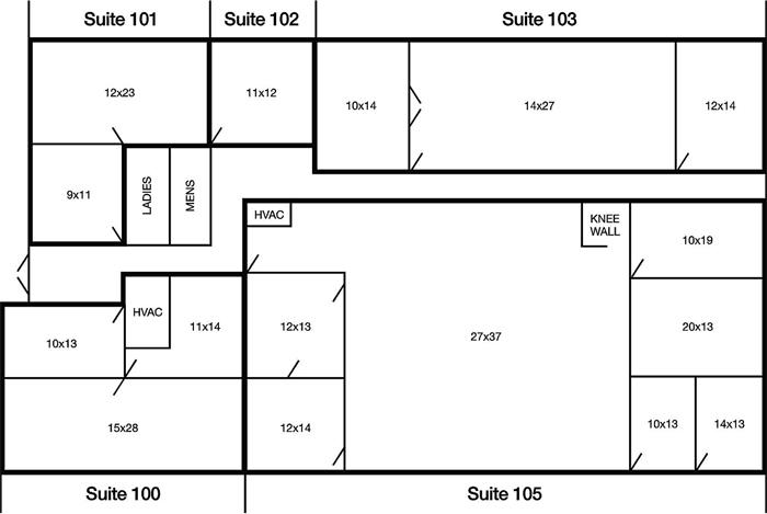 Floor Plans 3290 Location